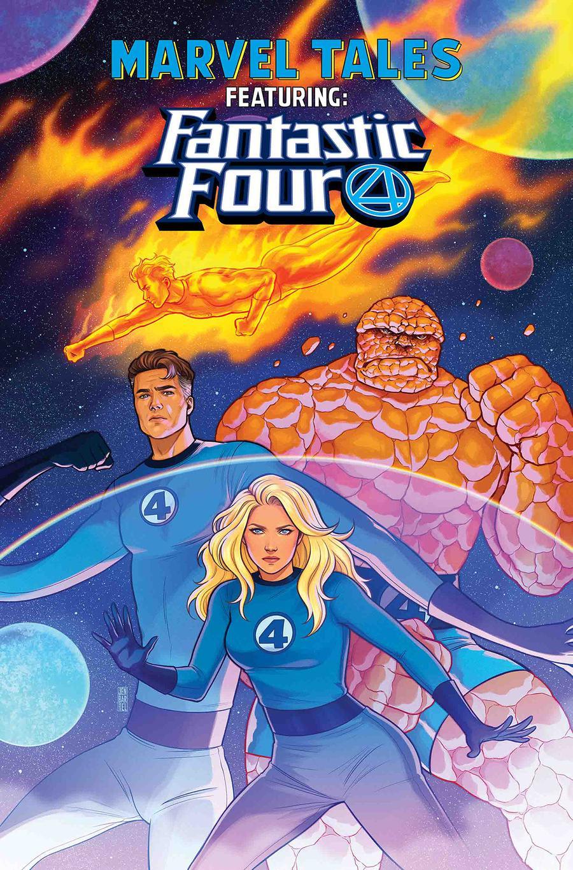 Marvel Tales Fantastic Four #1 Cover A Regular Jen Bartel Cover