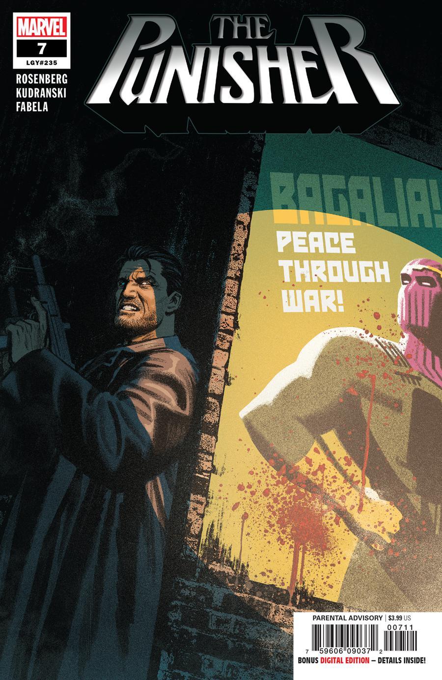 Punisher Vol 11 #7