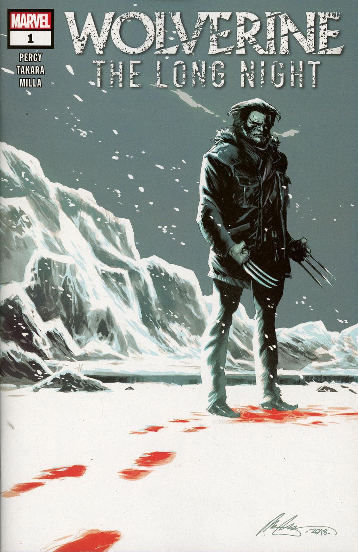 Wolverine Long Night Adaptation #1 Cover A Regular Rafael Albuquerque Cover