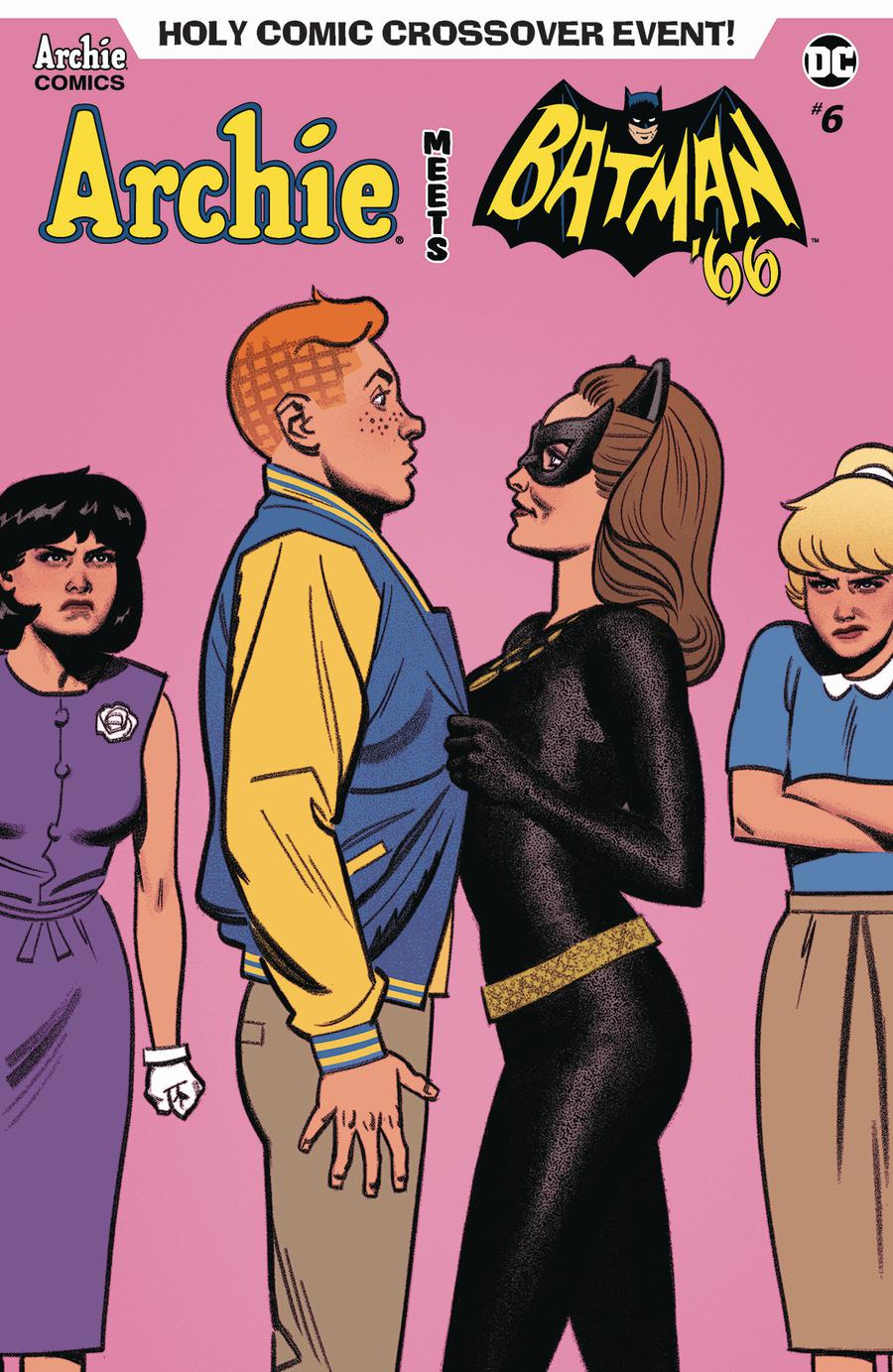 Archie Meets Batman 66 #6 Cover F Variant Greg Smallwood Cover