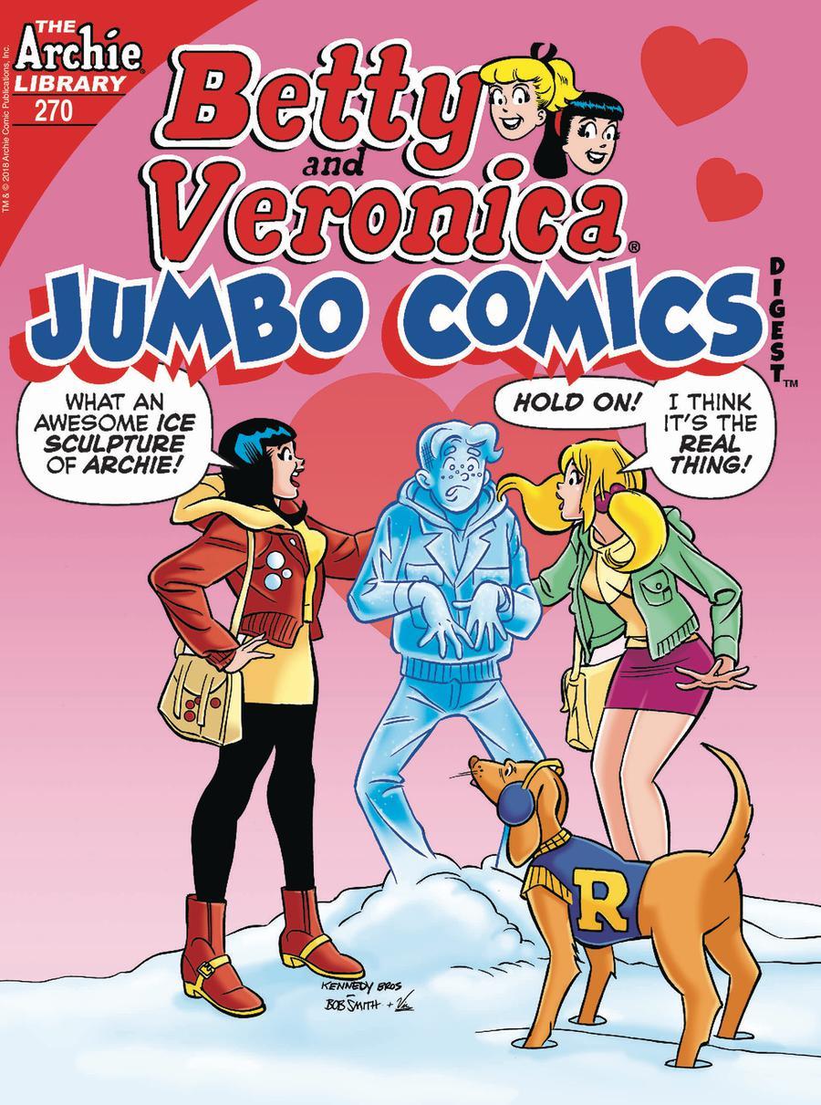 Betty & Veronica Jumbo Comics Digest #270