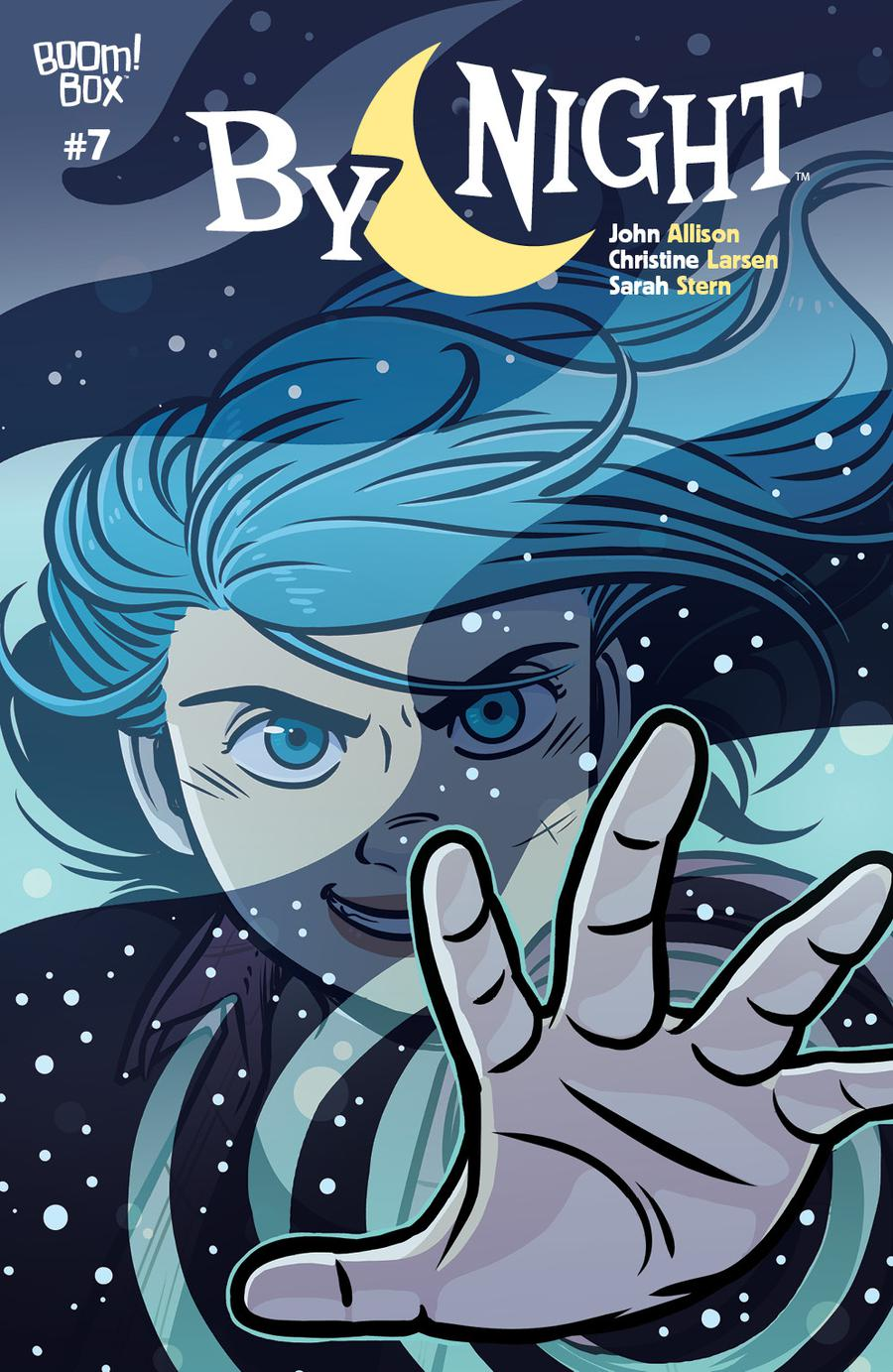 By Night #7 Cover B Variant Sarah Stern Preorder Cover