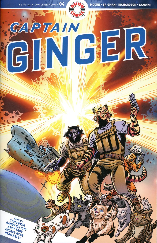 Captain Ginger #4