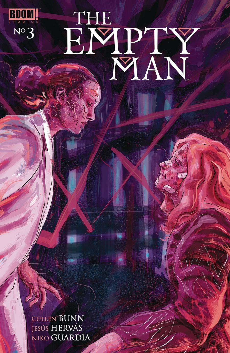 Empty Man Vol 2 #3 Cover B Variant Jesus Hervas Preorder Cover