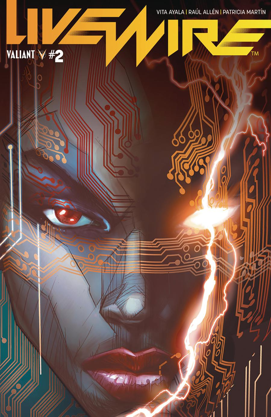 Livewire #2 Cover A Regular Adam Pollina Cover
