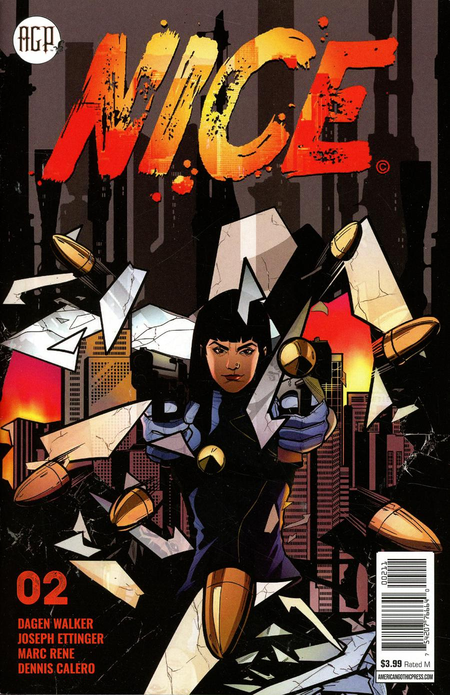 Nice #2 Cover A Regular Marc Rene Cover