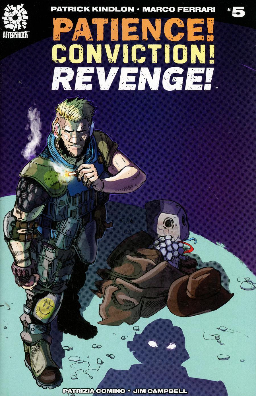 Patience Conviction Revenge #5