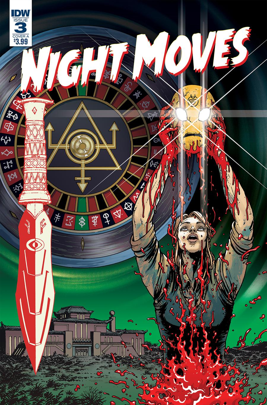 Night Moves #3 Cover A Regular Chris Burnham Cover