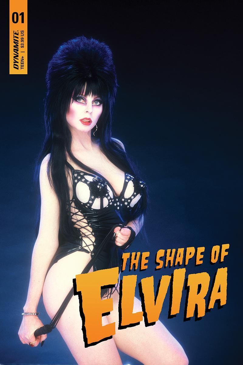 Elvira Shape Of Elvira #1 Cover E Variant Photo Cover