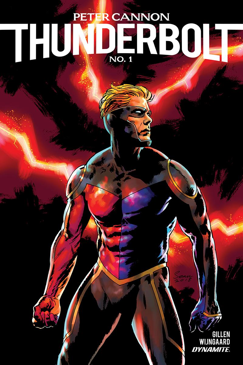 Peter Cannon Thunderbolt Vol 3 #1 Cover A Regular Sean Phillips Cover