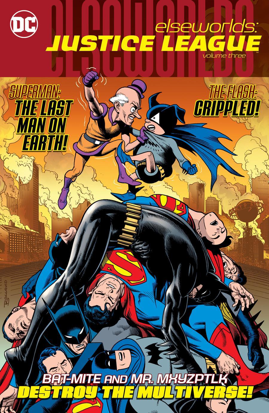 Elseworlds Justice League Vol 3 TP