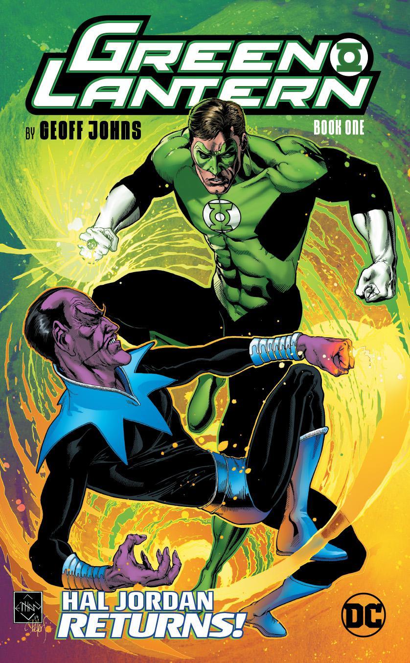 Green Lantern By Geoff Johns Book 1 TP