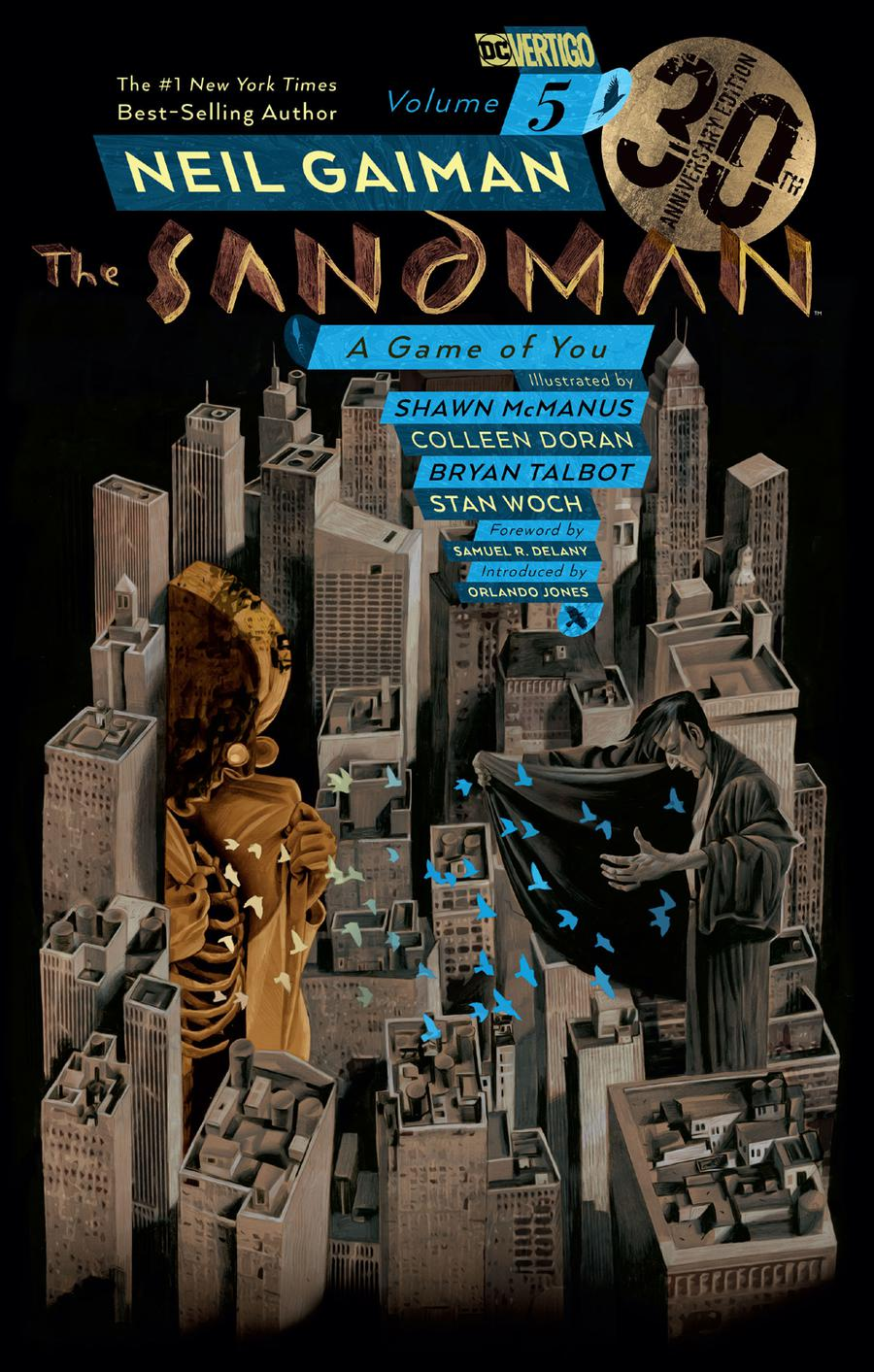 Sandman 30th Anniversary Edition Vol 5 A Game Of You TP