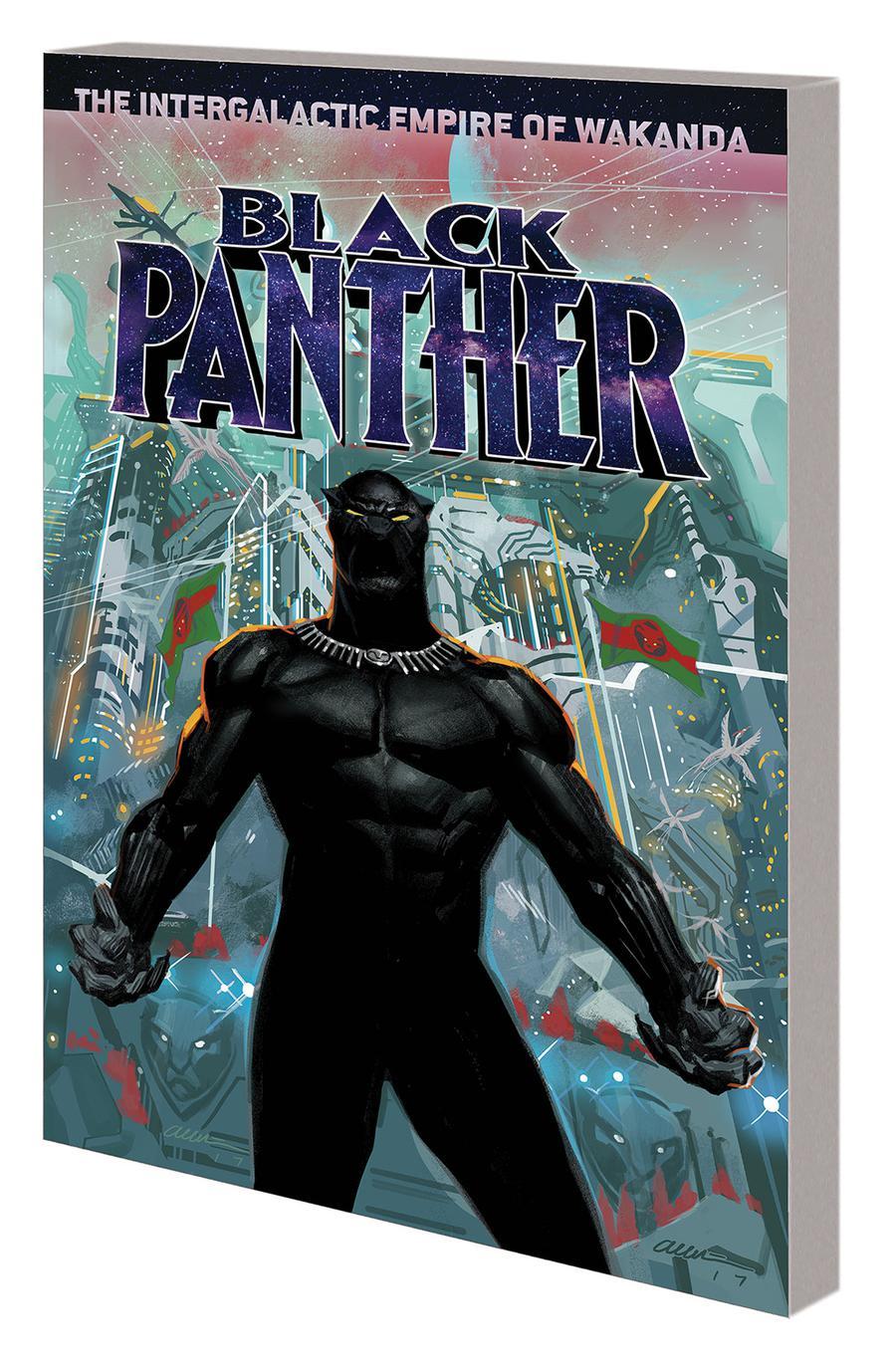 Black Panther Intergalactic Empire Of Wakanda Part 1 TP