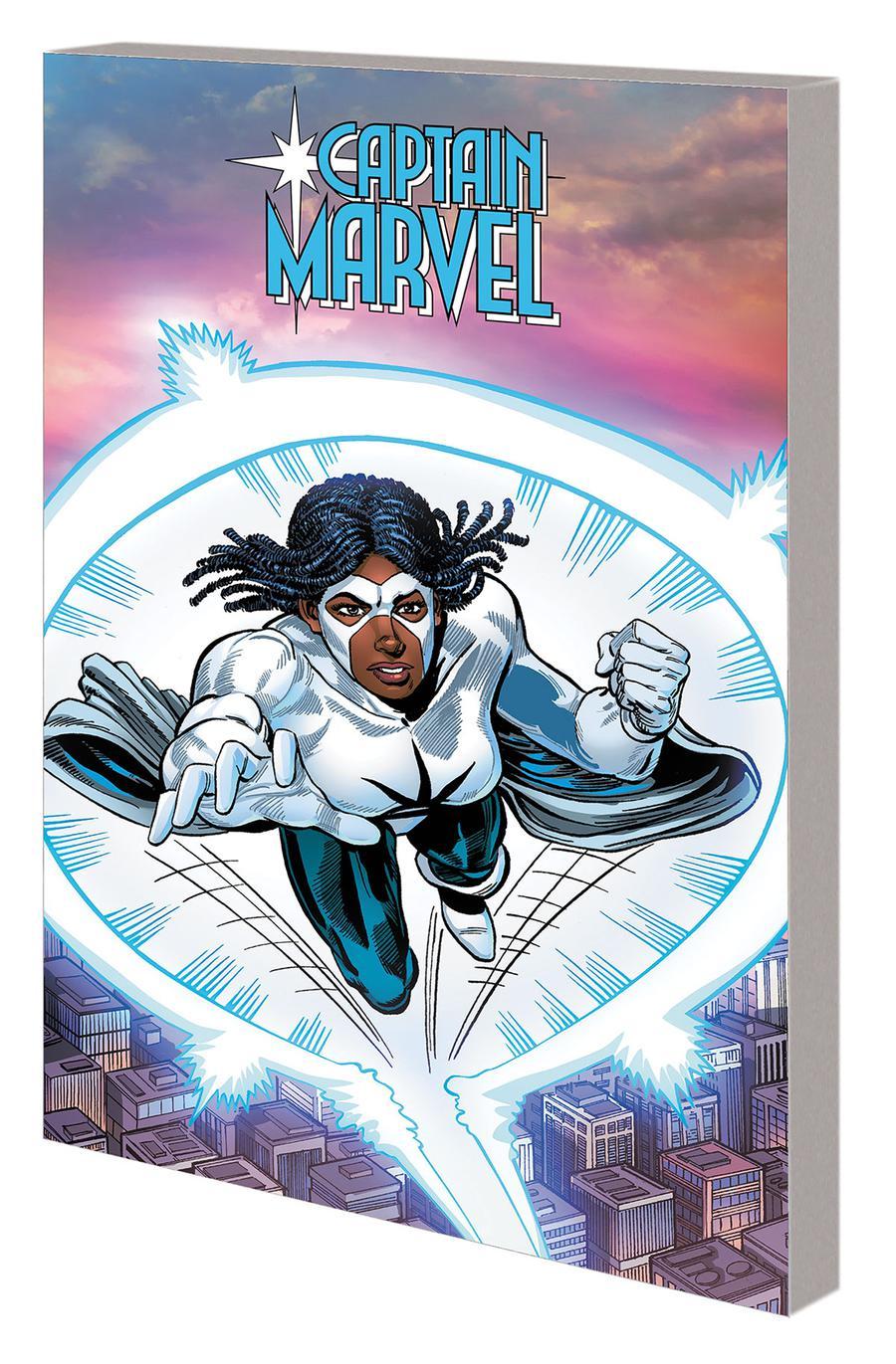 Captain Marvel Monica Rambeau TP