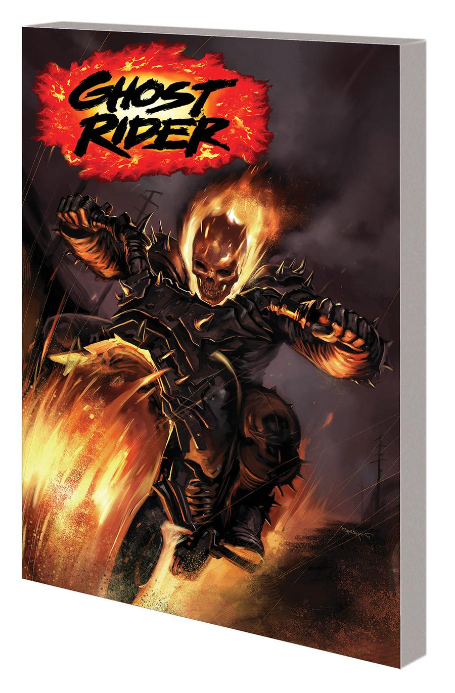 Ghost Rider War For Heaven Book 1 TP