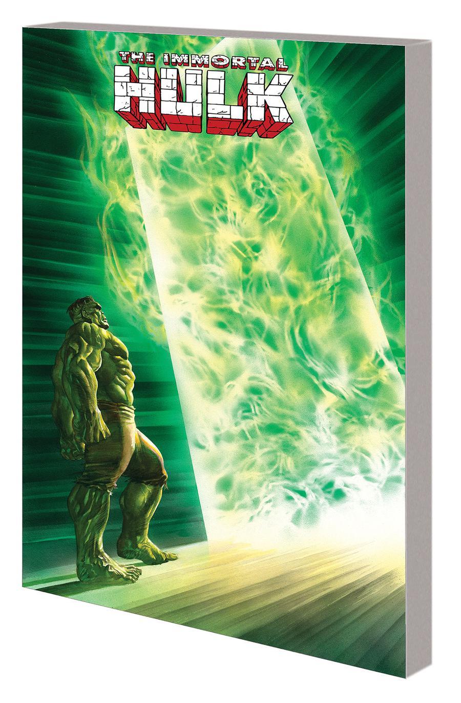 Immortal Hulk Vol 2 Green Door TP