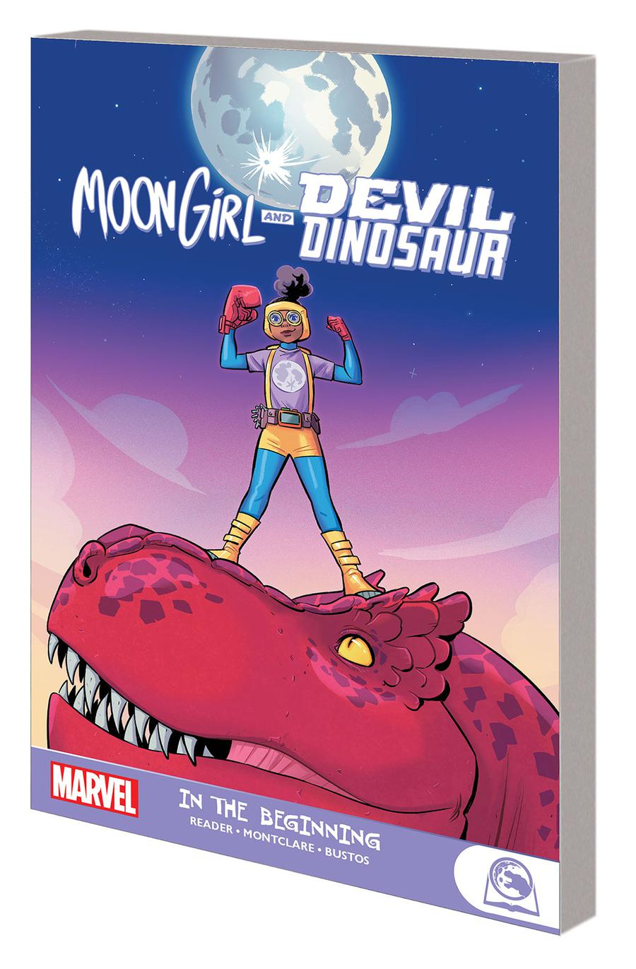 Moon Girl And Devil Dinosaur Book 1 In The Beginning TP