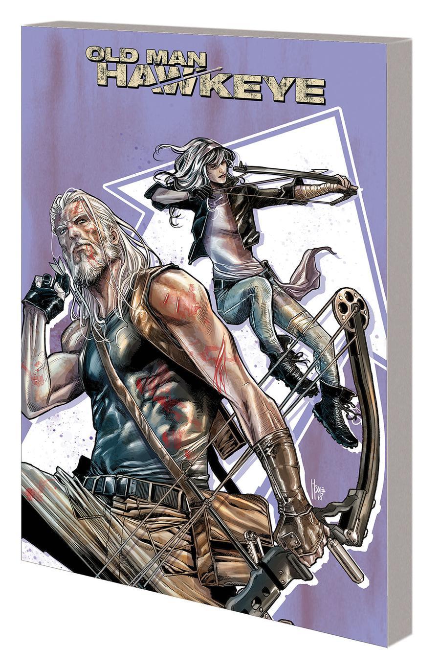 Old Man Hawkeye Vol 2 Whole World Blind TP