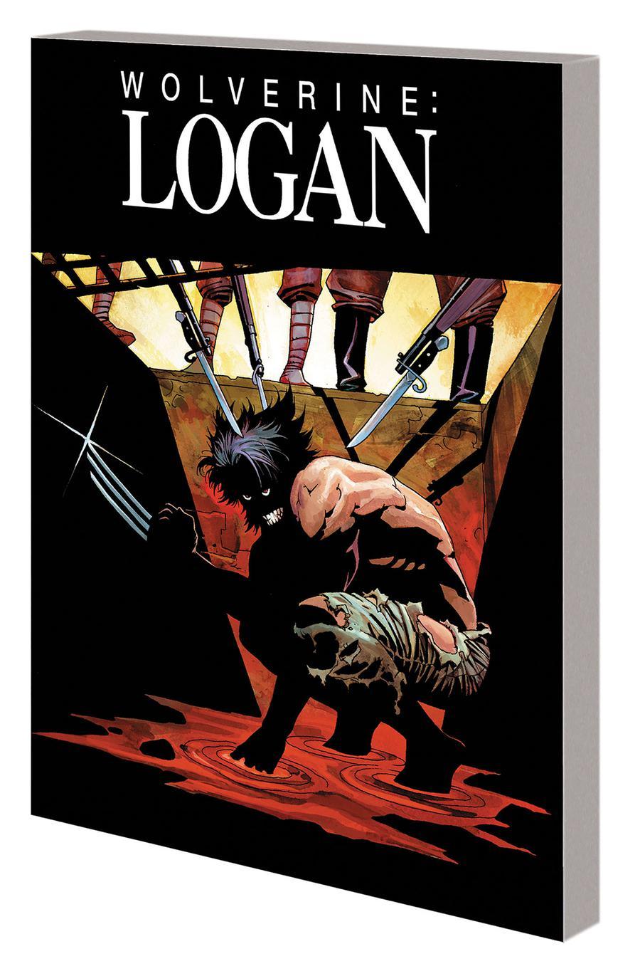 Wolverine Logan TP New Printing