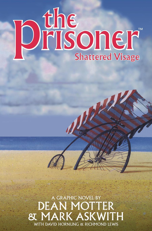 Prisoner Shattered Visage TP Titan Comics Edition