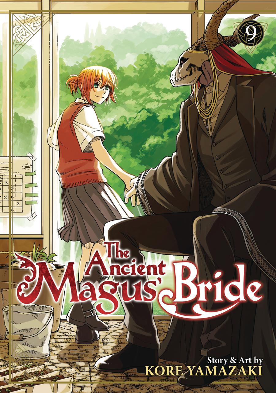 Ancient Magus Bride Vol 10 GN