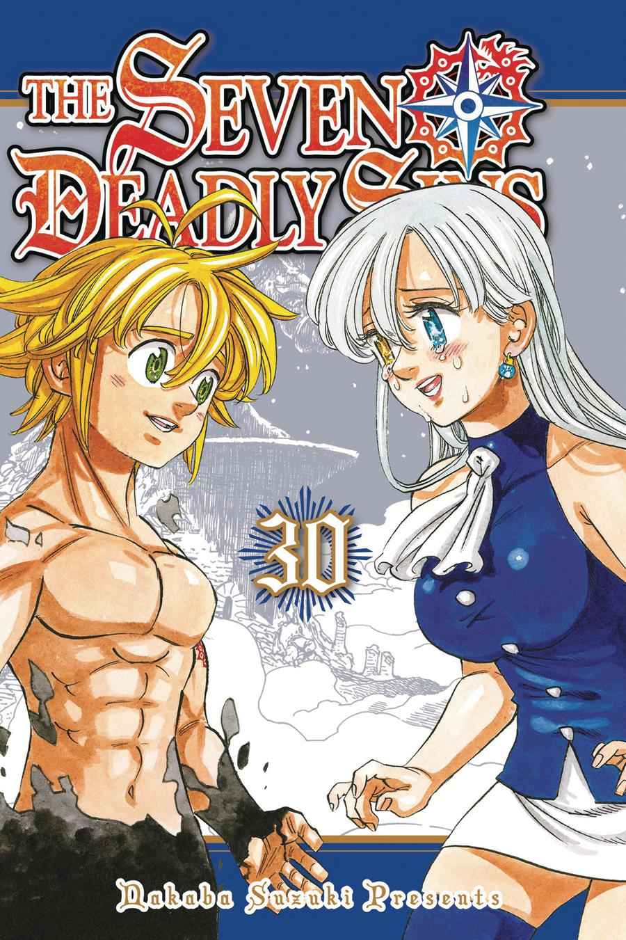 Seven Deadly Sins Vol 30 GN