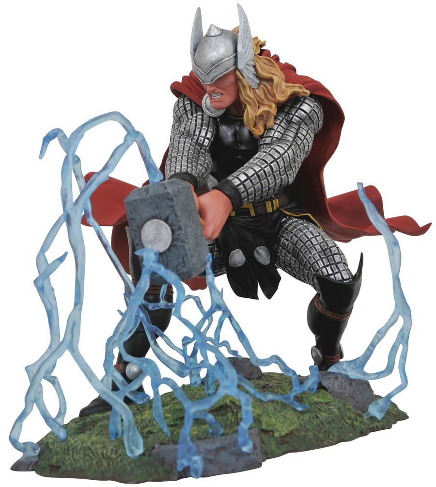 Marvel Comic Gallery Thor PVC Figure