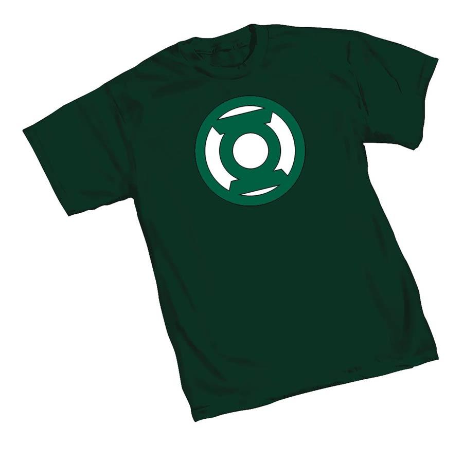 Green Lantern 2019 Symbol T-Shirt Large