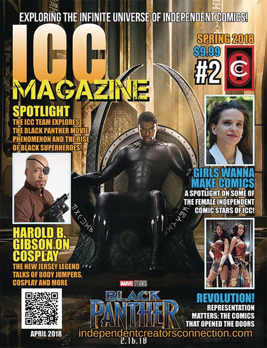 ICC Magazine #2