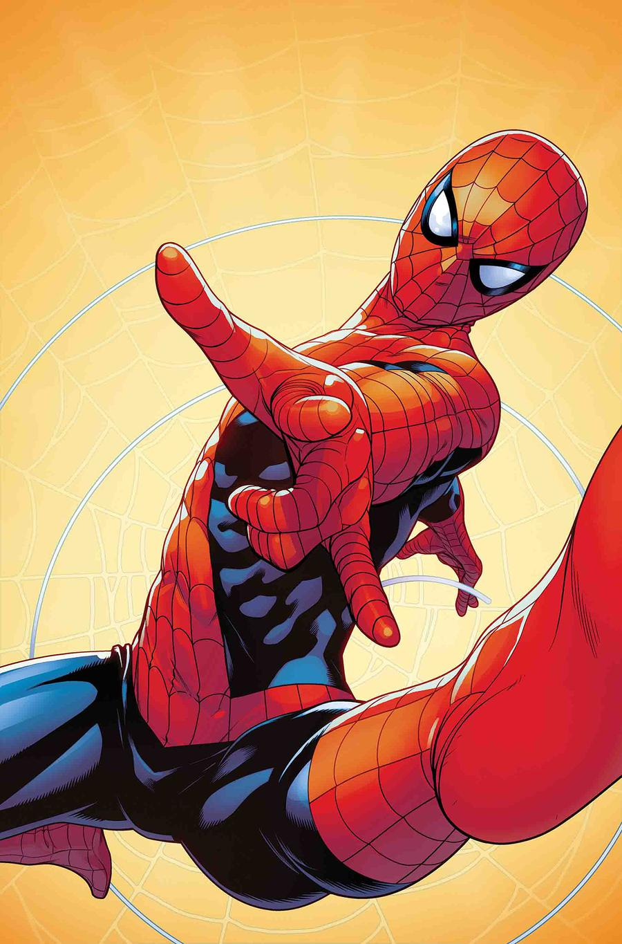 Friendly Neighborhood Spider-Man Vol 2 #1 Cover H Incentive Juan Cabal Variant Cover