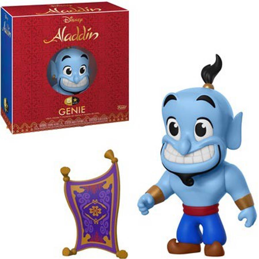5 Star Aladdin - Genie