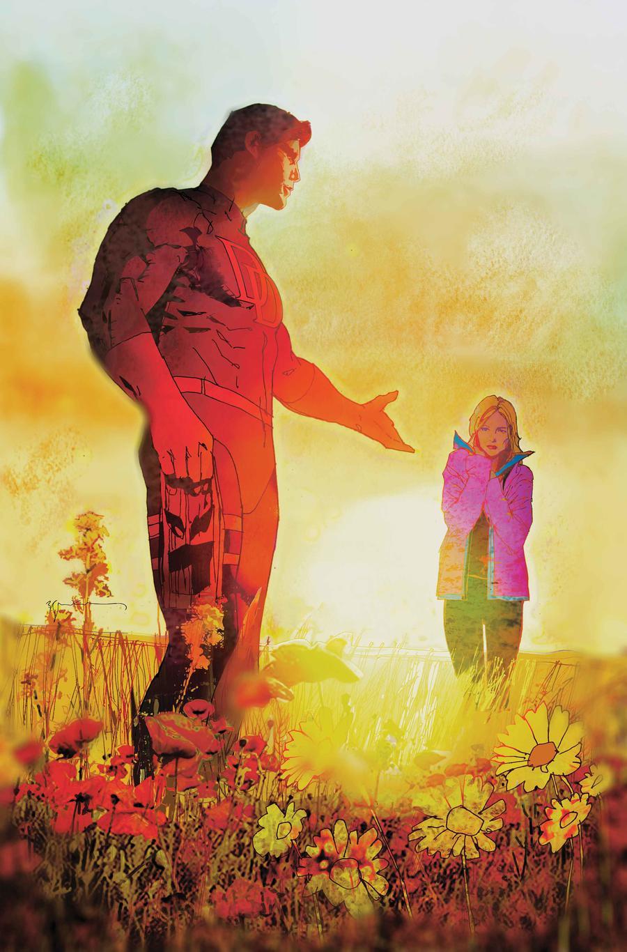 Daredevil Vol 5 #612 Cover E Incentive Bill Sienkiewicz Teaser Virgin Variant Cover