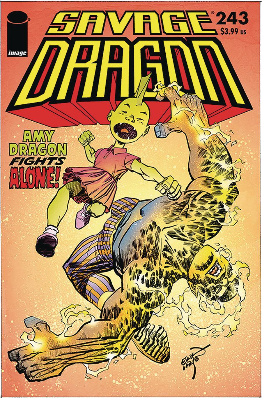 Savage Dragon Vol 2 #243