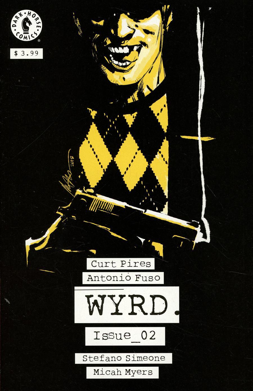Wyrd #2 Cover B Variant Rafael Albuquerque Cover