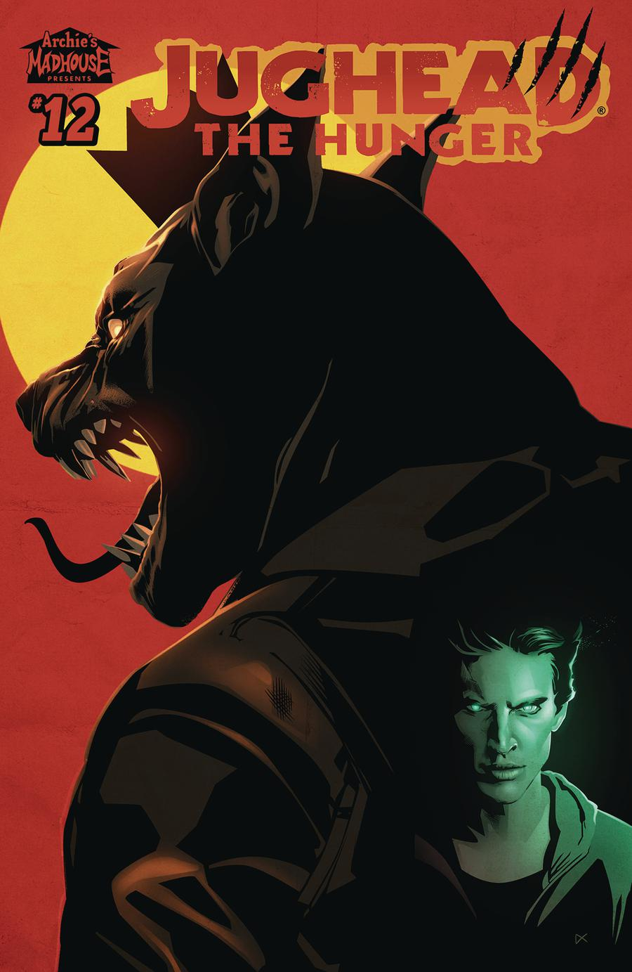 Jughead The Hunger #12 Cover B Variant Dennis Calero Cover