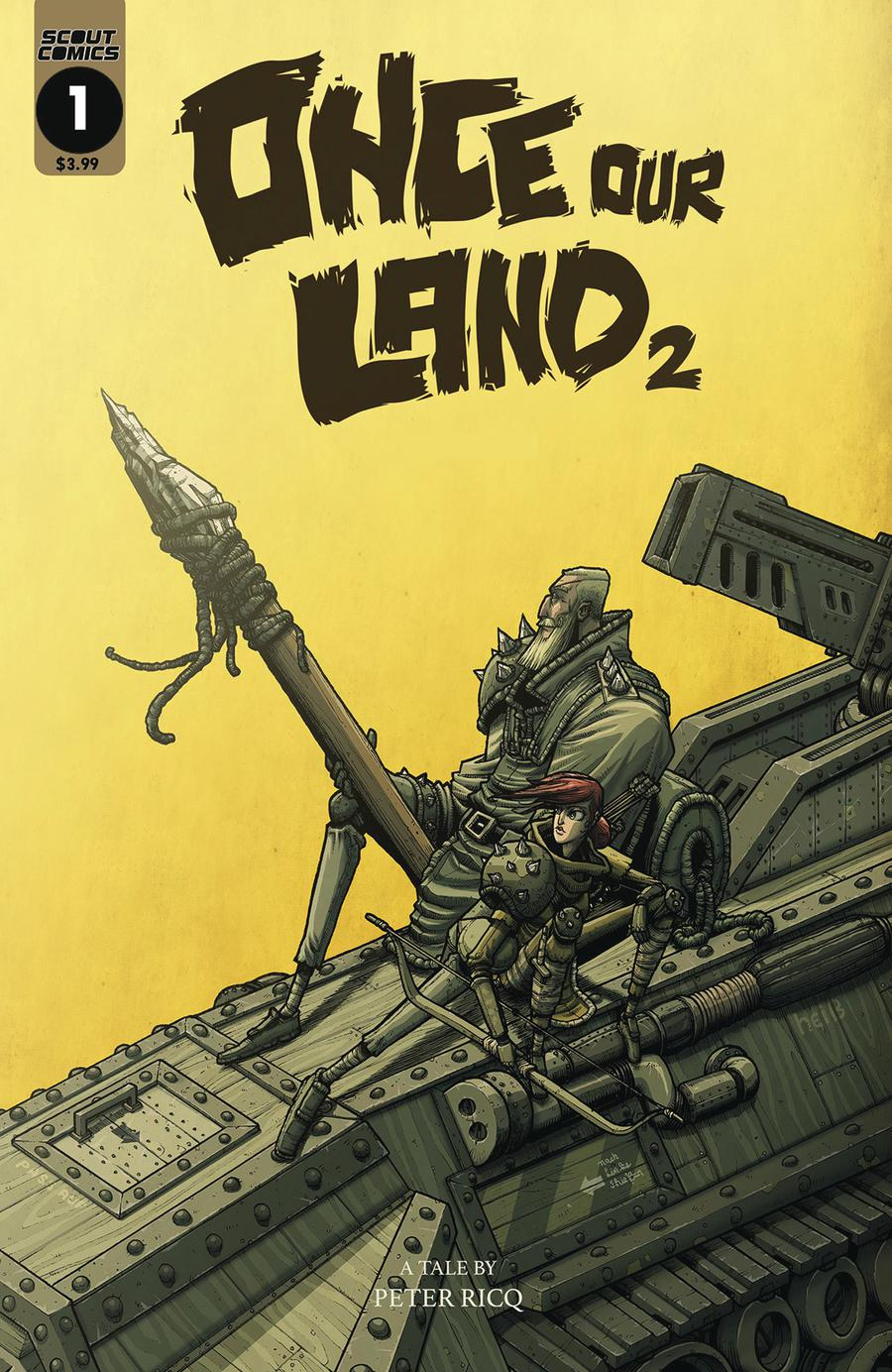 Once Our Land Book 2 #1