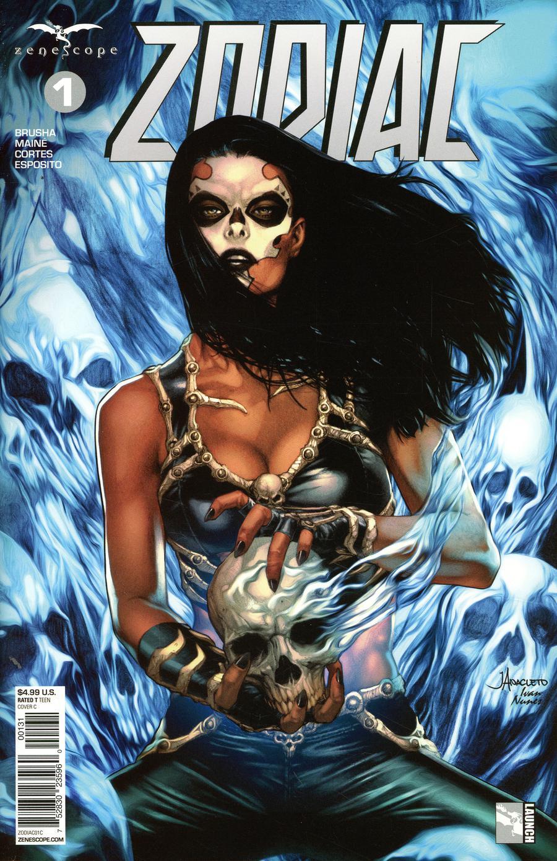 Grimm Fairy Tales Presents Zodiac #1 Cover C Jay Anacleto