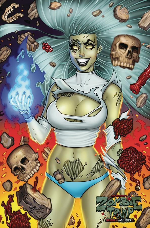 Zombie Tramp Vol 2 #57 Cover C Variant Bill McKay Virgin Cover