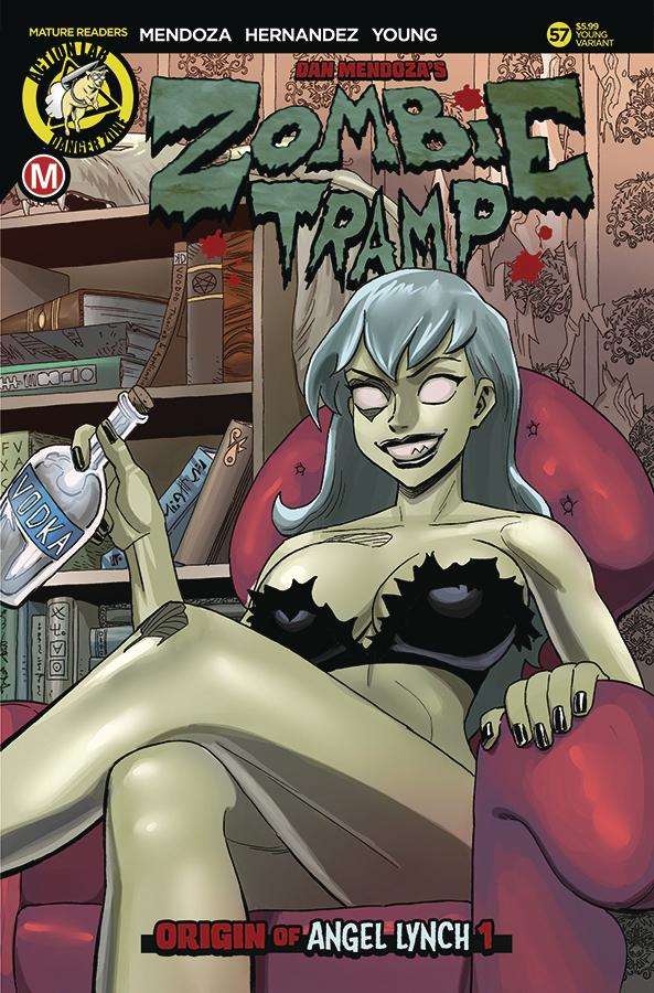 Zombie Tramp Vol 2 #57 Cover E Variant Winston Young Cover