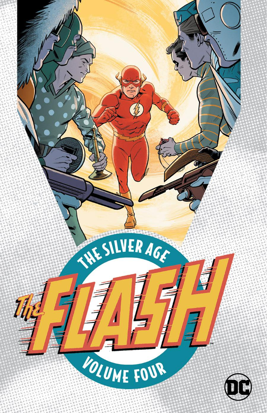 Flash The Silver Age Vol 4 TP