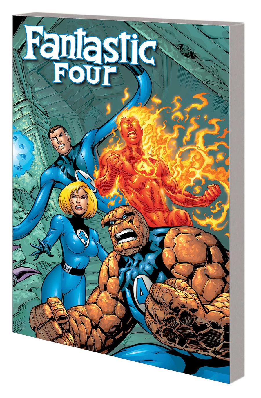 Fantastic Four Heroes Return Complete Collection Vol 1 TP