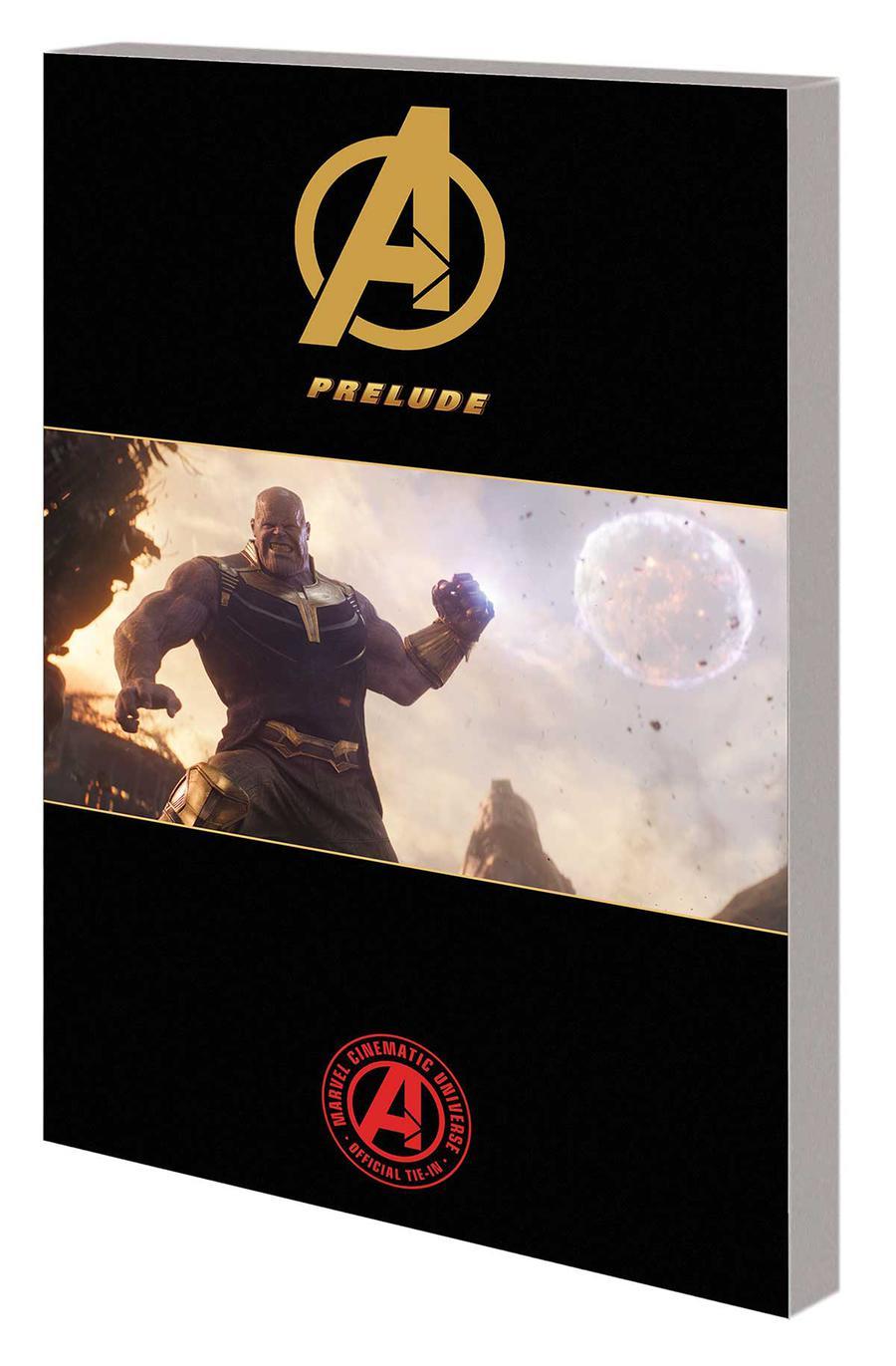 Marvels Avengers Endgame Prelude TP