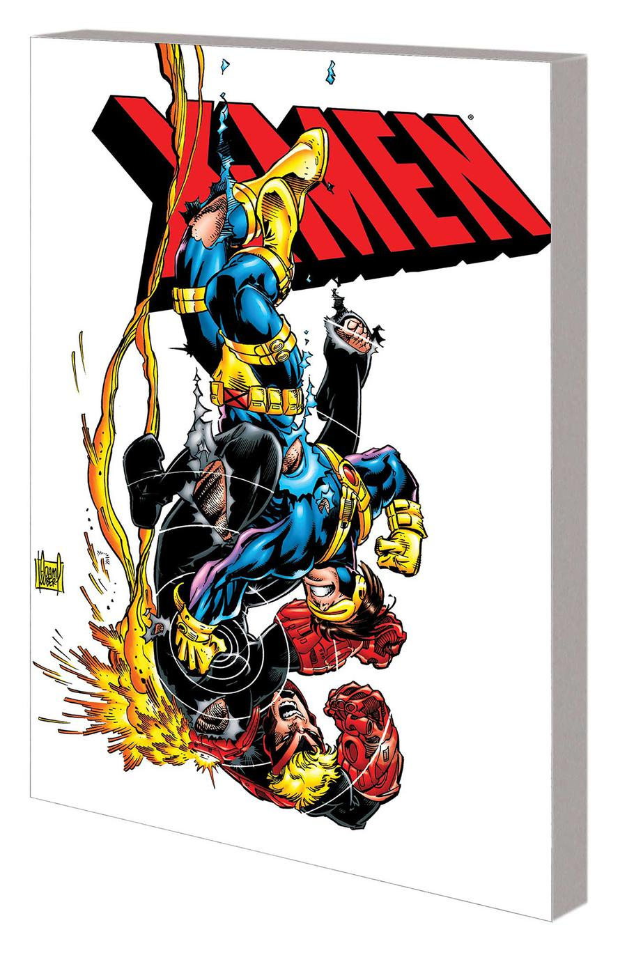 X-Men Onslaught Aftermath TP