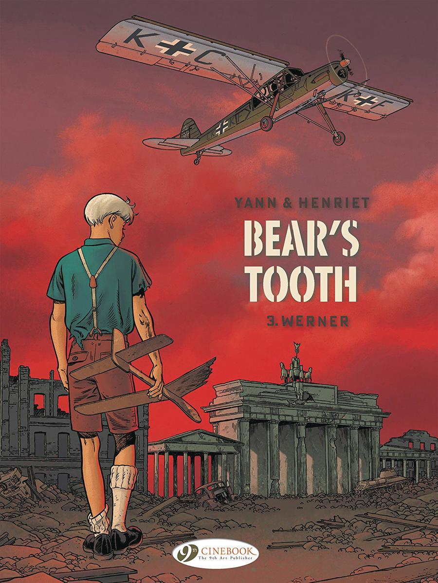 Bears Tooth Vol 3 Werner GN