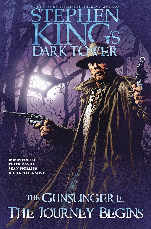 Dark Tower Beginnings Vol 6 Gunslinger Journey Begins HC