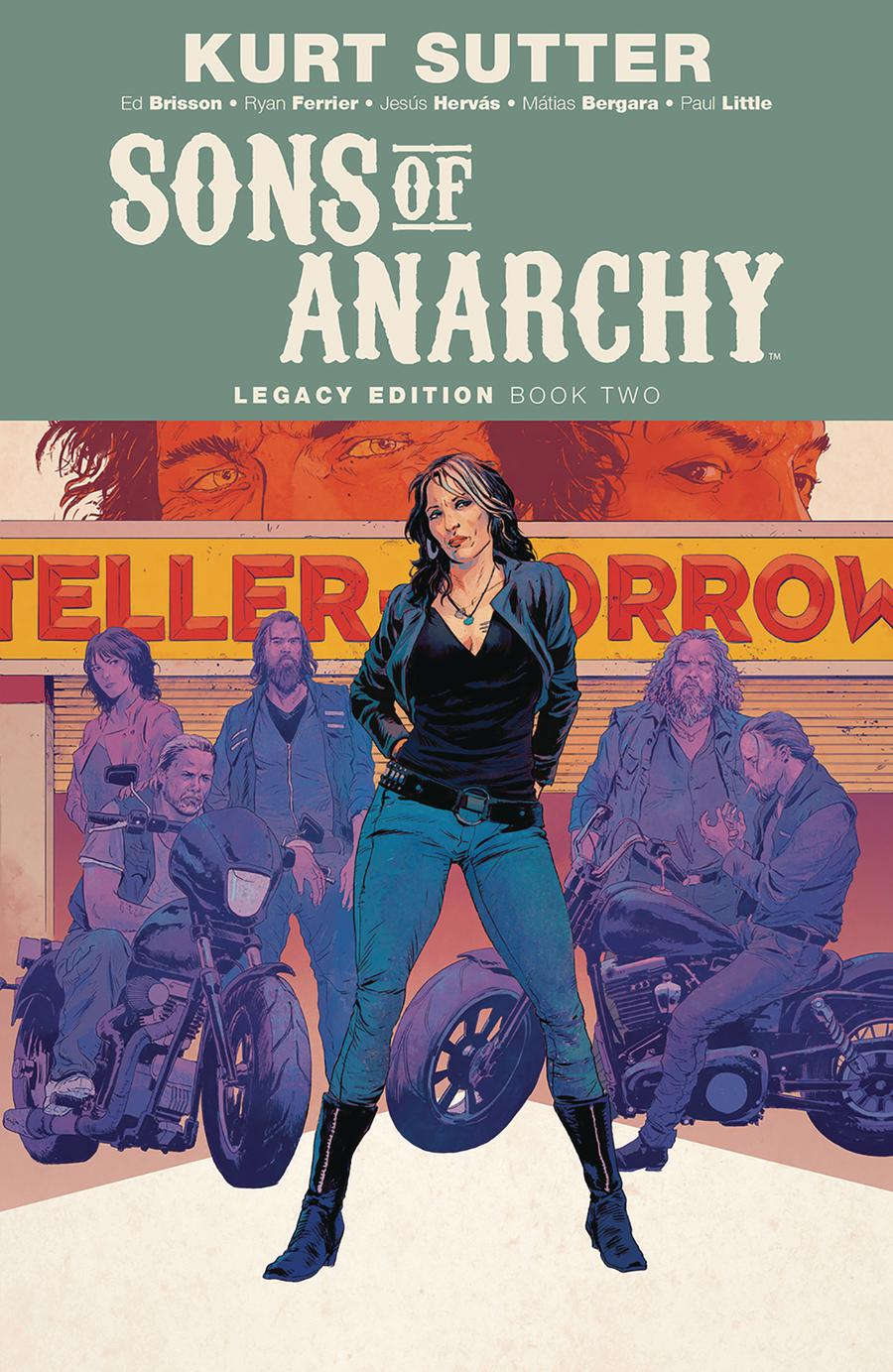 Sons Of Anarchy Legacy Edition Vol 2 TP