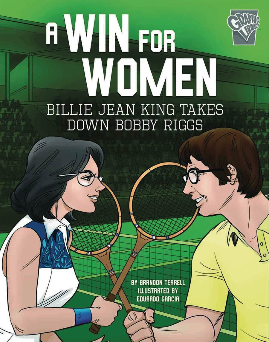 Win For Women Billie Jean King Takes Down Bobby Riggs GN