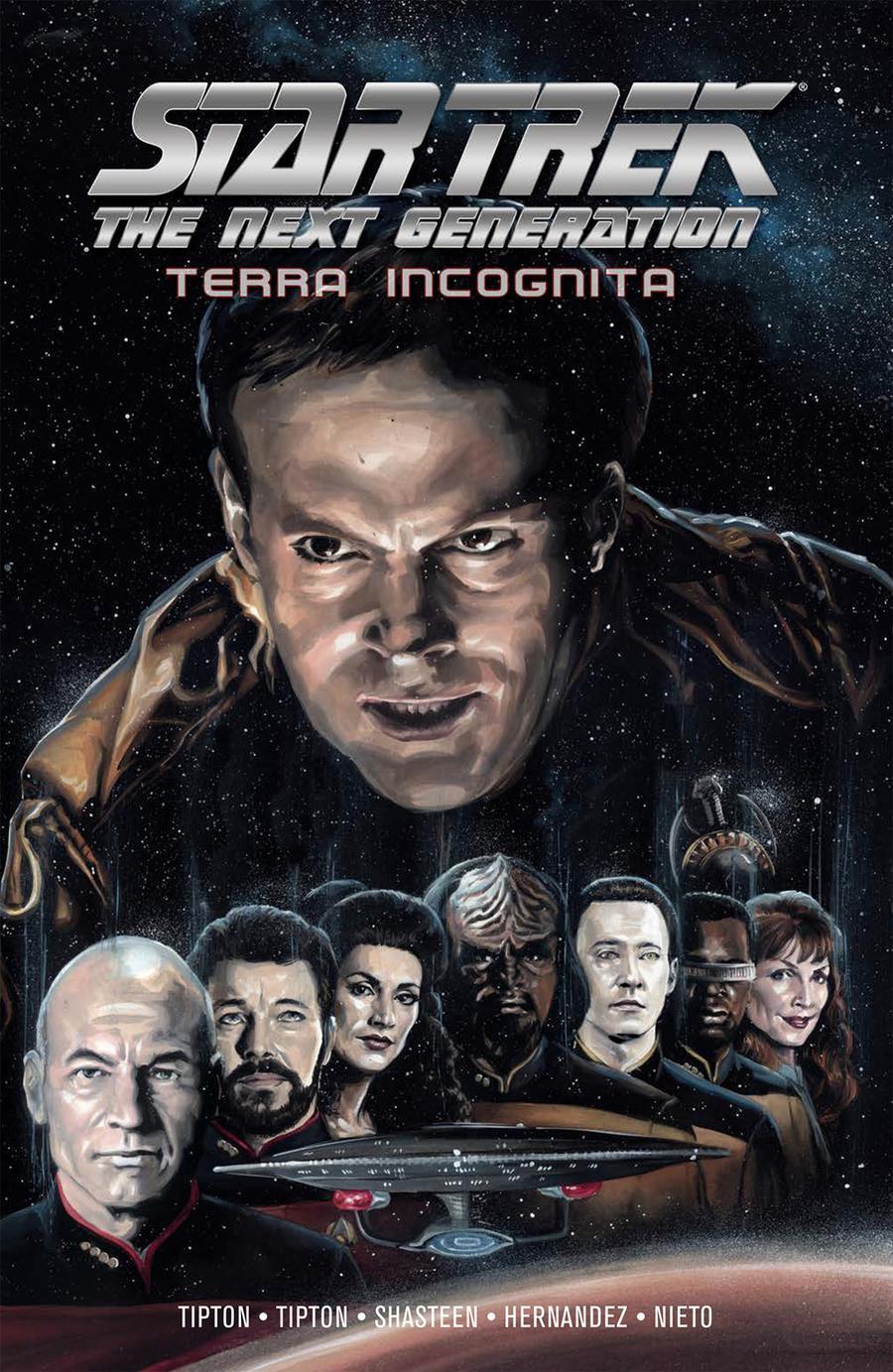 Star Trek The Next Generation Terra Incognita TP