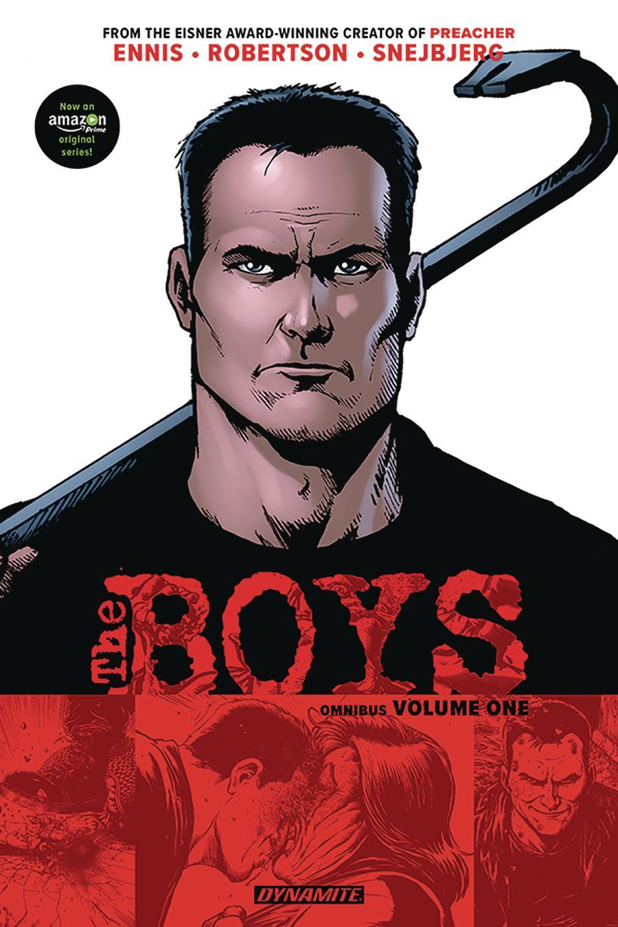 Boys Omnibus Vol 1 TP